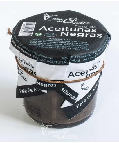 """Paté de Aceitunas Negras """"La Casa del Aceite"""""""