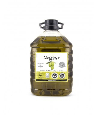 PET 3 Litros Magnasur Aceite de oliva virgen extra