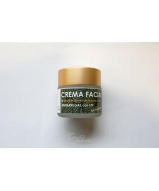 Crema Facial Antiarrugas - La Casa del Aceite