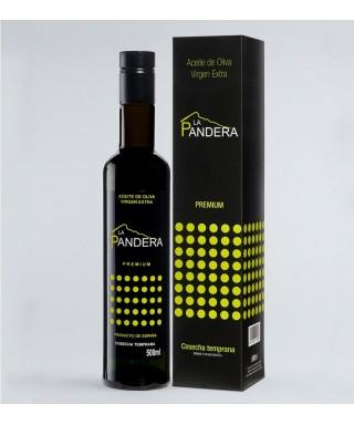 Premium 'La Pandera', con estuche 500ml