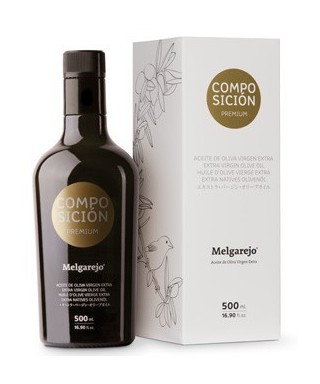 Melgarejo Composición 500 ml