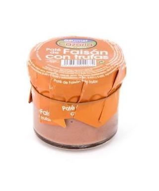 Paté de Faisán con Trufa