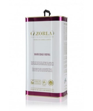 Cazorla Royal PET 5 l.