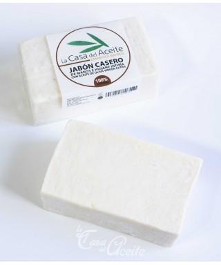 Jabón Casero Aceite de Oliva