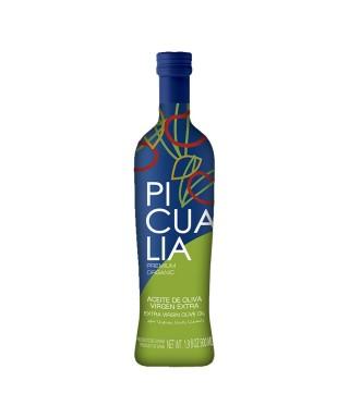 Picualia - Premium - Organic - Botella 500 ml
