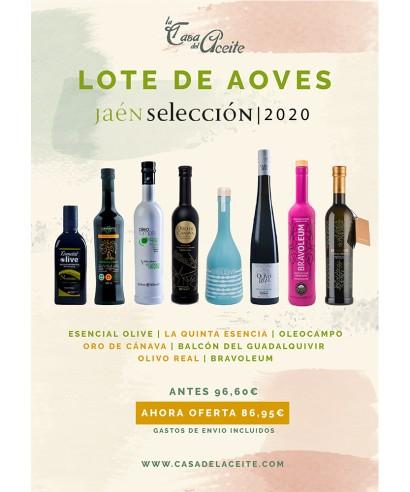 Lote AOVES Jaén Selección 2020