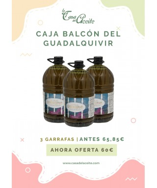 OFERTA Caja Balcón del Guadalquivir